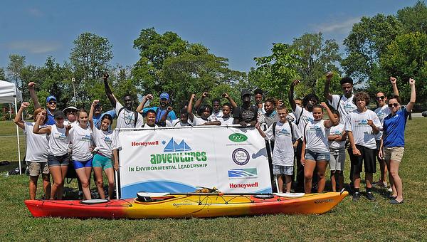 Kayak event 3