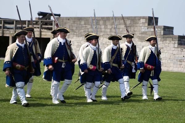 150704 Fort Niagara 2
