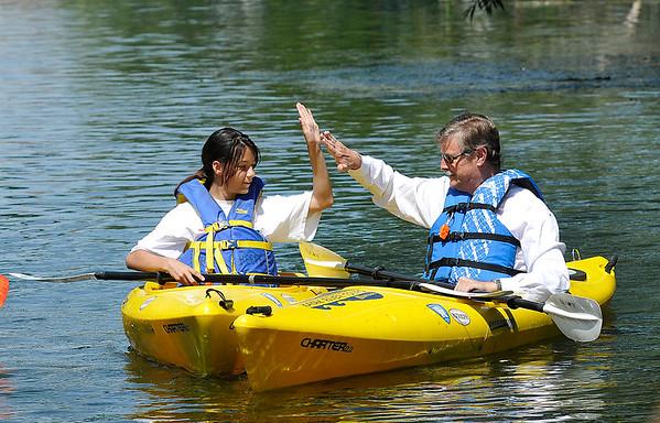 Kayak event 1