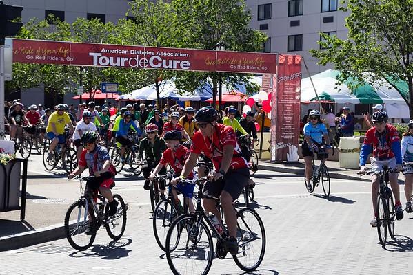 150606 Tour de Cure 1