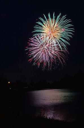 150704 Hyde Park Fireworks 2
