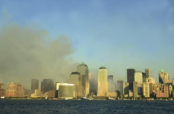 010913 NYC Skyline--dan cappellazzo photo--A photo of the NYC skyline where the WTC once stood.