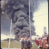 Pittsburgh Paint Fire, Etobicoke, July 15th, 1976.<br /> <br /> Photo by J. Karl Lee<br /> <br /> From the collection of Jon Lasiuk.