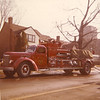 Etobicoke Fire - Truck 6 c. 1965<br /> <br /> Photo by J. Karl Lee<br /> <br /> From the collection of Jon Lasiuk