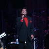 041220 wayne newton02 / Photo by Patrick McPartland / local / Niagara Falls, Ontario - Wayne Newton performs at the Avalon Ballroom inside the Fallsview Casino in Niagara Falls, Ontario on Monday, Dec. 20, 2004.<br /> Newton performed a song for Niagara Falls, New York native  Helen Castagner. Castagner, 82, wished to see Newton before she died.