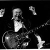 """Convention Center - Bookings<br /> Festival of Lights<br /> """"Clowning Around""""<br /> Roy Clark Concert at the Convention Center.<br /> Tammy Wynette opened the show.<br /> Photo - By James Neiss - 11/25/1990."""