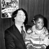 Parades - United Way<br /> Famous movie star Christopher Reeves and Tammy Anderson at the United Way.<br /> Photo - By John Kudla - 9/21/1979.