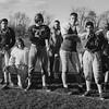 Undated high school football photo