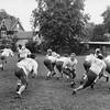 Undated high school football photo, Pittsfield high School