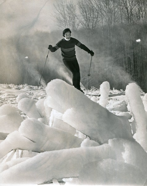 Historic photos of Skiing in the Berkshires
