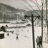 Catamount Ski Area, February, 1958.