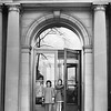 Entrance to the Berkshire Museum, South Street, Pittsfield, 1957.