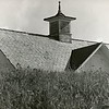 Ice House cupola at Hancock Shaker Village, August, 1968. Photo by Joel Librizzi.