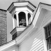 Meeting House bell, August, 1968. Photo by Joel Librizzi.