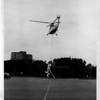 Niagara River Rescue Helicopter Oct 8, 1973