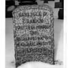 Niagara Falls, Stunters - Carlisle Graham, Oakwood Cemetery. Feb 4, 1980