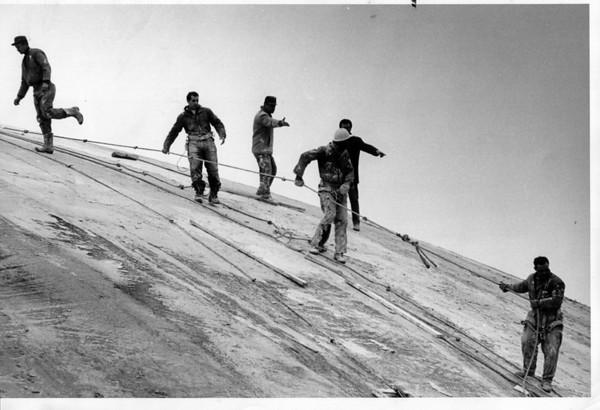 Industries - Carborundum<br /> Photo - By Niagara Gazette - 3/5/1966.