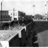 Urban Renewal<br /> West End of Falls Street.<br /> Photo - By Niagara Gazette - 9/15/1972.