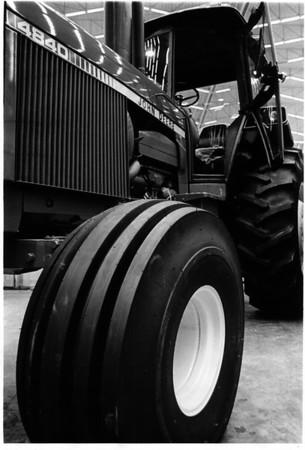 Convention Center _ Bookings<br /> John Deere tractor show<br /> Photo - Niagara Gazette - 1/24/1978.