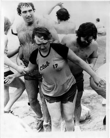 Parks - Polar Bear Club<br /> Polar Bear Club<br /> Photo - By John Kudla - 2/27/1977.