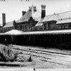 Railroads - Suspension Bridge Station<br /> Photo - By Niagara Gazette.