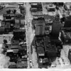 Niagara Falls, City, Ariel View October 10, 1971 Falls Street Falls St.