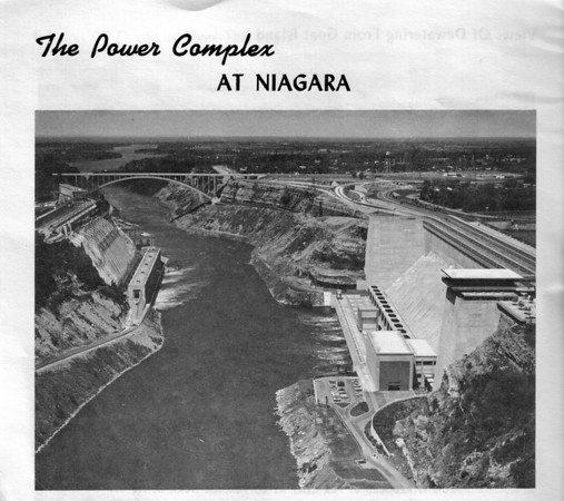 Niagara Falls, Lewiston and Queenston Power Plants