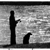 Sports - Fishing<br /> Photo - By Niagara Gazette - 3/18/1986.