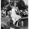 Parades - United Way Community Day<br /> 1980 N.C. Peach Queen Jane Moore of North Tonawanda.<br /> Photo - By Andrew J. Susty - 9/21/1980