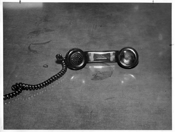 Urban Technologies - Telephone<br /> The Telephone 1971.<br /> Photo - By Niagara Gazette - 1971.