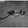 Urban Technologies - Telephone<br /> The Telephone 1971.<br /> Photo - By Niagara Gazette - 1971.