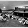 Parks - Artpark<br /> Sun set at Artpark enjoying the concert.<br /> Photo - By Ron Schifferle - 7/24/1990.