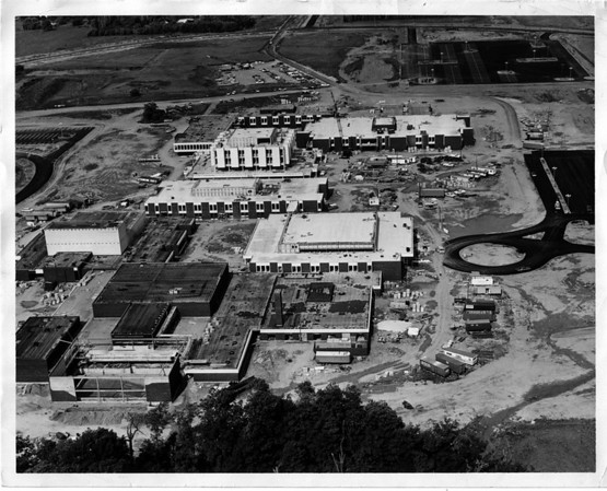 Schools - NCCC<br /> Niagara County Community College.<br /> Photo - By Niagara Gazette - 7/28/1971.
