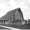 Churches - St. John's Lutheran.<br /> St. John's Lutheran Church in Youngstown.<br /> Photo - By L. C. Williams - 10/23/1969.
