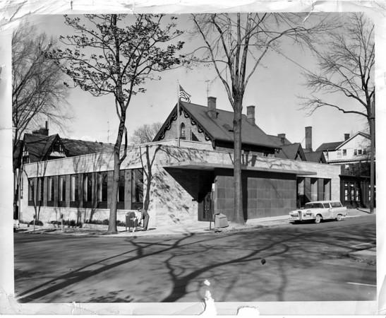 Buildings - Niagara Falls<br /> Niagara Club<br /> Photo - By Niagara Gazette.
