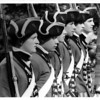 Parades - Forth of july<br /> Honor Guard from Fort Niagara.<br /> Photo - By John Kudla - 7/4/1983.