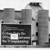 Lake Ontario Ordinence Works -  Oct 10, 19887 - Bechtel opened it gates to the public saturday for tours around the safely buried & contaminatid radioactive waste. Niagara Falls storaga site.