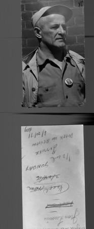 Niagara Falls, Stunters, Jean Lussier 2/24/1956