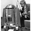 Crimes - Drugs<br /> Zenon Deputab with Excot Robot.<br /> Photo - By Andrew J. Susty - 10/17/1980.