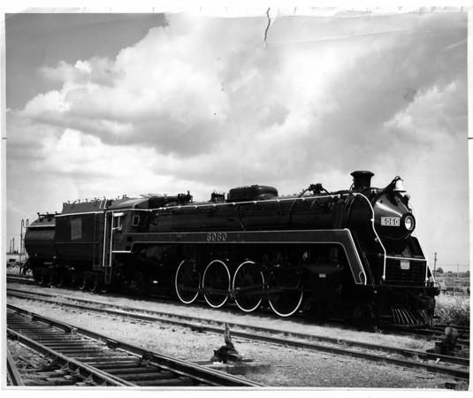 Railroads - 1977<br /> Photo - By Niagara Gazette - 5/8/1977.