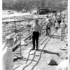 Niagara Falls, Dewatering - Aug 21,1969<br /> Dry Falls