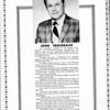 Sports - Baseball<br /> Niagara Falls Baseball Souvenir and Score Book.<br /> John Prozeralik<br /> 1970.
