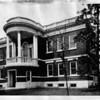 Hospitals - niagara Falls Memorial Medical Center<br /> First Building.<br /> Photo - By Carnochan Collection.
