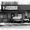 Buildings - Niagara Falls<br /> Tropicana Clun Niagara Falls Blvd.<br /> Photo - By Ron Schifferle - 1/31/1990.