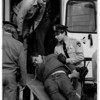 Organizations - Anti-Abortion Activists.<br /> Anti-Abortion Activists were arrested at the Sweet Home Road Clinic of Dr. Shalom Press.<br /> Photo - By Ron Schifferle - 4/22/1992.