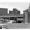 Parking - Parking Ramp<br /> Parking Ramp on 3rd Street at LaSalle arterial.<br /> Photo - By L. C. Williams - 4/10/1975.