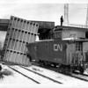 Railroads - 1965<br /> Photo - By l. C. Williams - 1/17/1965.