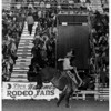 Convention Center - Bookings <br /> Rodeo<br /> Photo - By John Kudla - 9/18/1981.