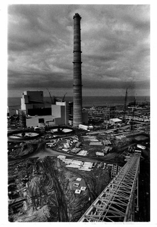 Power - New York State Electric and Gas<br /> Sumerset<br /> Photo - By John Kudla - 5/5/1983.
