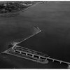 Niagara River - Aerial View<br /> Power Intakes<br /> Photo - By Niagara Gazette